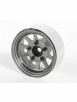 RC4WD OEM Stamped Steel 1.55 Beadlock Wheels (4) (RC4ZW0258)