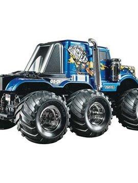 TAM 1/18 Konghead 6x6 Truck Kit (G6-01)
