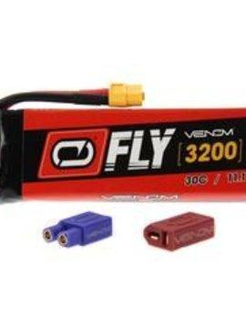 Venom VNR25007 3200mAh 3S 11.1V 30C LIPO , UNI 2.0