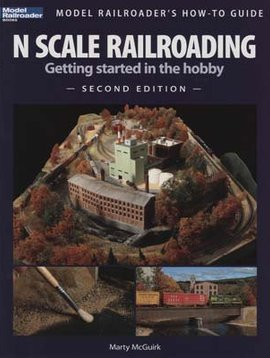 KAL 12428 N Scale Model Railroading Second Edition