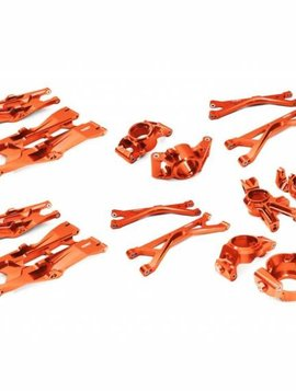 Integy Suspension Conversion Kit for Traxxas X-Maxx 4X4