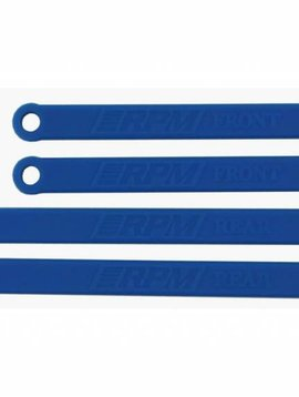 RPM Camber Links, Blue : Electric Stampede, Ruster