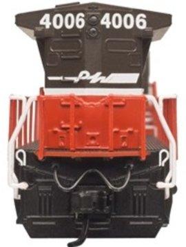 ATL N Dash 8-40BW w/DCC, P&W 4005