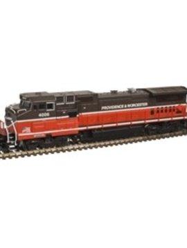 ATL N Dash 8-40BW w/DCC, P&W 4006