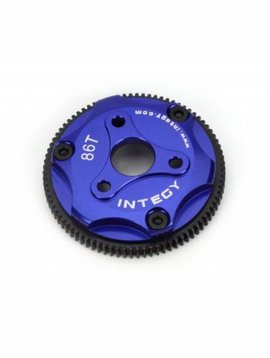 INT 86T Metal Spu Gear, Blue: Stampede, Rustler, Slash