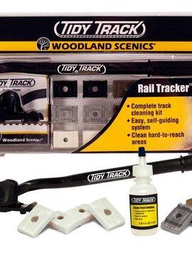 Woodland Scenics WOOTT4550 Rail Tracker Cleaning Kit