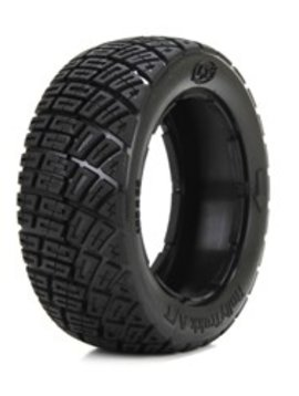 Losi LOS45002 Rally Trekk Tire Set, Firm(1ea L/R): MINI WRC