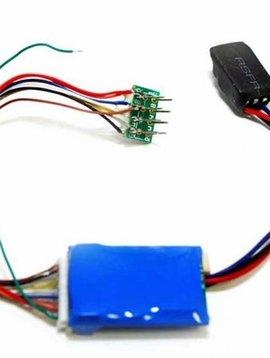 Model Rectifier MRC0001730 HO Universal Sound Decoder, Diesel