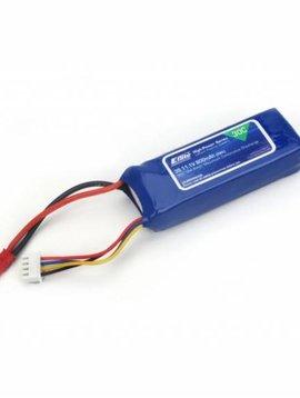 E-flite EFLB8003SJ30 800mAh 3S 11.1V 30C Lipo, 18AWG JST