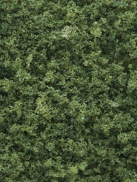 Woodland Scenics WOOT64 Coarse Turf Bag, Medium Green/18 cu. in.