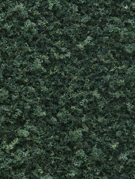 Woodland Scenics WOOT65 Coarse Turf Bag, Dark Green/18 cu. in.