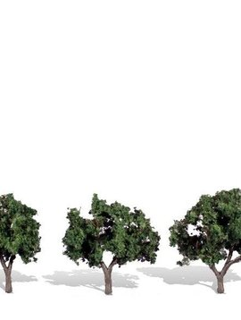"Woodland Scenics WOOTR3548 Classics Tree, Cool Shade 1.25-2"" (5)"