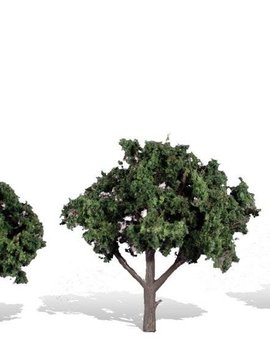 "Woodland Scenics WOOTR3511 Classics Tree, Cool Shade 4-5"" (3)"