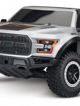 Traxxas 58094-1 Ford F150 Raptor: 1/10 Scale with TQi 2.4ghz
