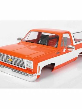 RC4 Chevrolet Blazer Hard Body Complete Set, Orange