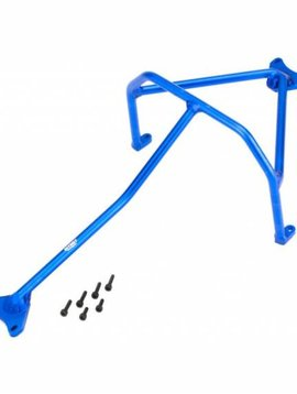INT T8533BLUE Inner Roll Cage, Blue: Slash 4X4