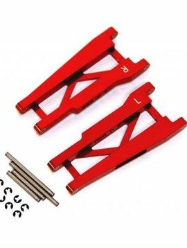 STRC ST3655R Alum Rear Susp Arms w/Hinge-Pins Delrin Inserts