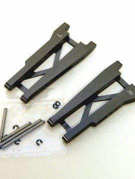 STRC ST3655GM Alum Rear Susp Arms w/Hinge-Pins Delrin Insert
