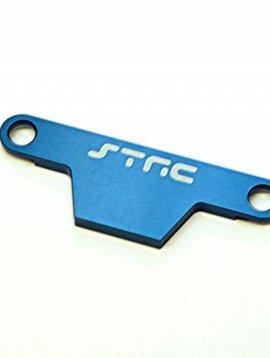 STRC ST3727AB Aluminum HD Battery Hold Down Plate Rstl/Bndt