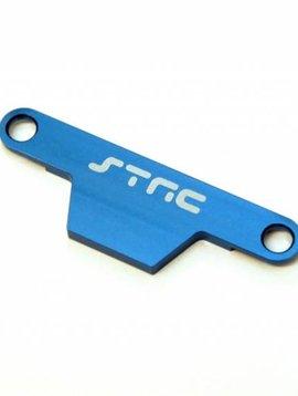 STRC ST3627XB Aluminum HD Battery Hold Down Plate Stmpd/Bigf