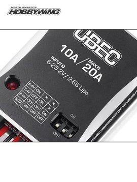 Hobbywing 30603000  UBEC 10A (2-6S)