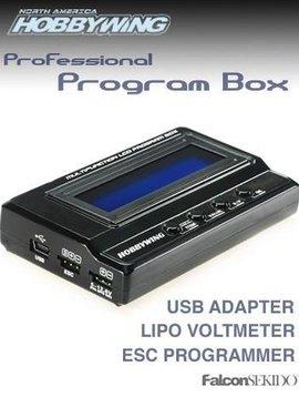 Hobbywing 30502000  Multifunction Program Box
