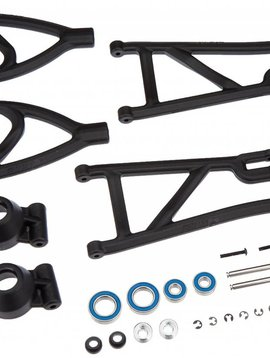 RPM RPM80562 True-Track Rear A-Arm Conversion, Black: Revo