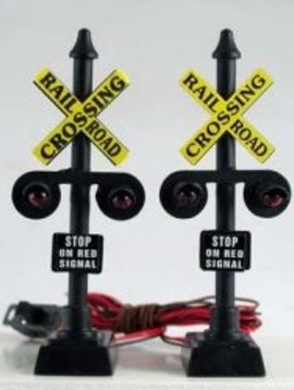 MDP 8574 Crossing Signal with Relay