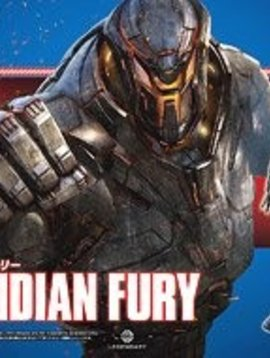 BAN HG HG Obsidian Fury Pacific Rim Uprising