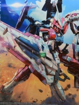 BAN 224809 Bandai Gundam Gundam Astray Turn Red SEED vs Astray MG