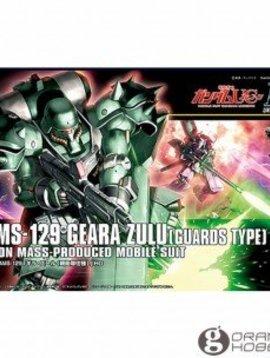 BAN 167088 1/144 HGUC #122 Geara Zulu Guard Type