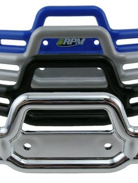 RPM RPM80453 Tubular Front Bumper, Chrome Finish: Revo