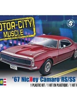 Revell RMX854377 1/25 '67 Nickey Camaro