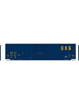 Atherns ATH6761 N 50' Berwick Box, CSX #164151