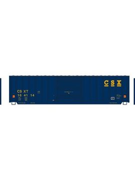 Atherns ATH6759 N 50' Berwick Box, CSX #164114