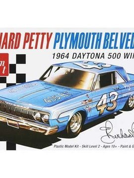 AMT AMT989 Richard Petty 1964 Plymouth Belvedere