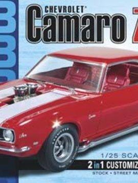 AMT AMT868 1/25 1968 Camaro Z/28