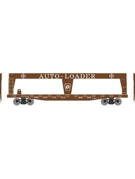 RND HO 50' Double-Deck Auto Loader, PRR 491587