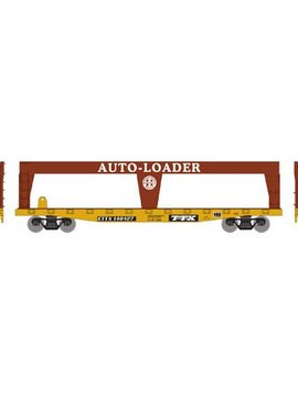 RND HO 50' Double-Deck Auto Loader, BNSF 140427