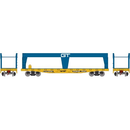 RND HO 50' Double-Deck Auto Loader, GTW 140187