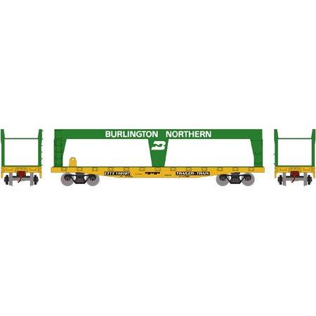 RND HO 50' Double-Deck Auto Loader, BN 140197