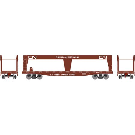 RND HO 50' Double-Deck Auto Loader, CN 699864