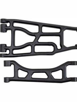 RPM 82352 Upper/Lower A-Arm Black X-Maxx