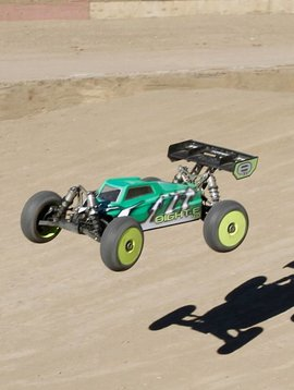 TLR 8IGHT-E 4.0 Kit: 1/8 4WD Electric Buggy