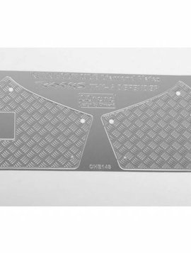 RC4WD Diamond Plate Rear Fender Quarters: TRX-4 (RC4VVVC0441)