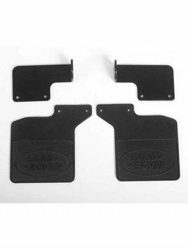 RC4WD Rear Mud Flaps: TRX-4 (RC4VVVC0454)