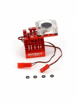 INT C23140RED Spr Brushless Motor Heatsink+Cooling Fan 540