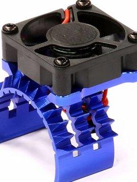 INT T2 Motor Heatsink w/ Fan for Traxxas Stam/Slsh 4x4