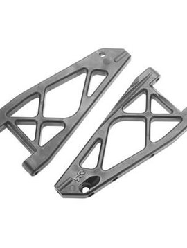 Arrma AR330331 Front Lower Suspension Arms Nero (2)