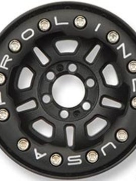 Proline PRO275815 FaultLine 2.2 Blk/Blk Bead-Loc 6 Lug Whl: Yeti